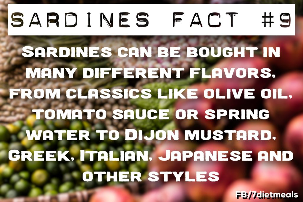 Why are sardines good