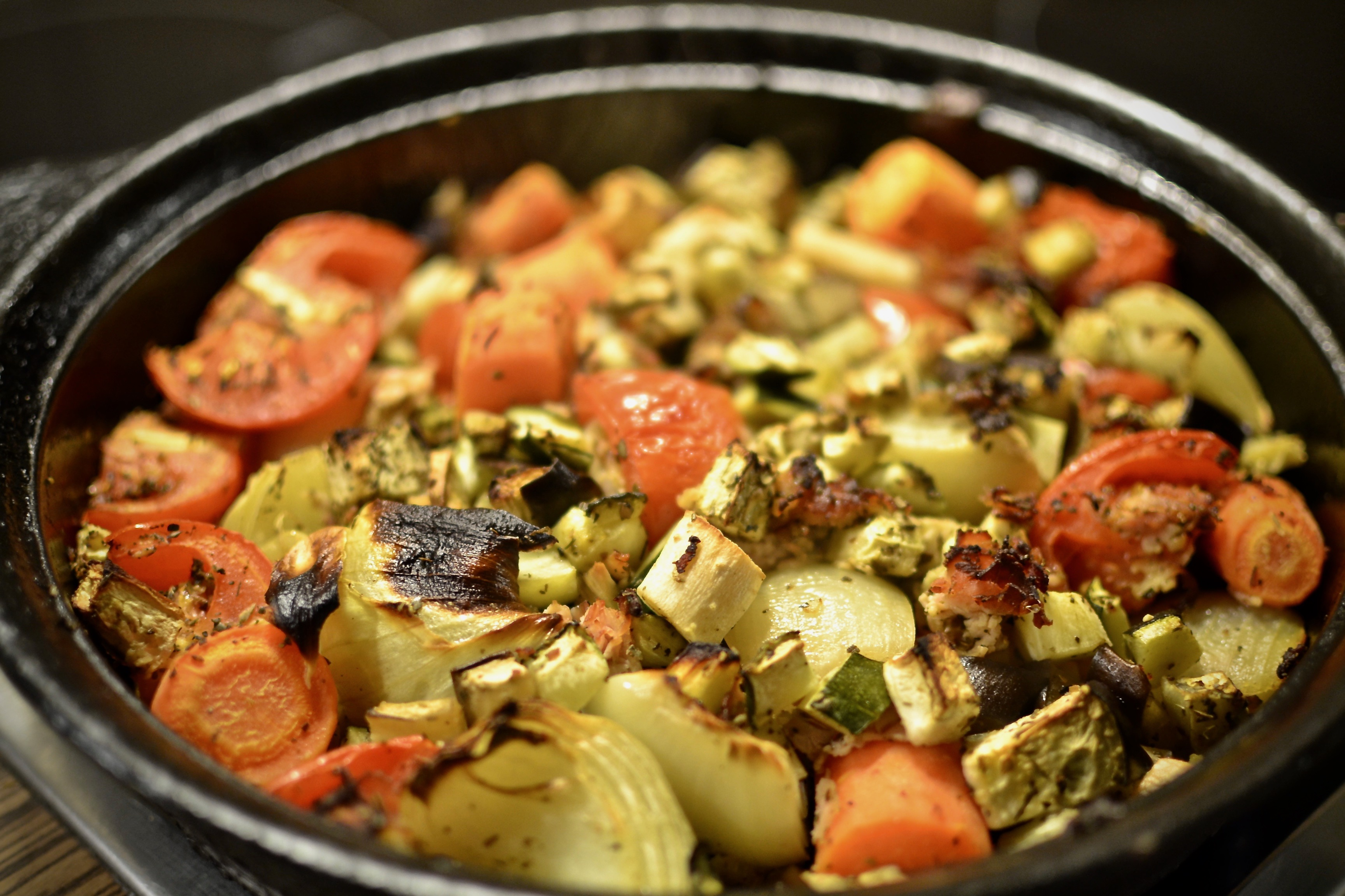 Perfect Oven Roasted Vegetables Simple Oven Roasted Vegetables